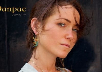 Danpae Jewelry - Natural Model 2