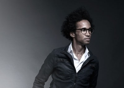 Salah Ambareck is the founder of personal shopper amsterdam